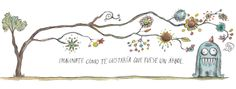 Liniers. Olga Cool Messages, Yule, Great Artists, Illustrations Posters, Place Card Holders, Humor, Quotes, Inspiration, Ideas Para