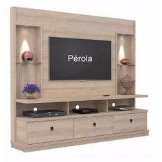 37 melhores imagens de PAINEL - ESCONDE FIOS | Tv unit furniture