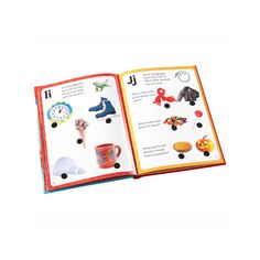 Educational Insights 5-pc. Hot Dots Jr. Let's Learn the Alphabet Interactive Books Set, Multicolor