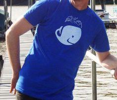 Happy Whale T-Shirt