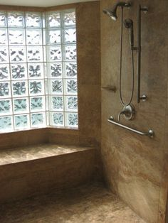 Bath Photos Shower Glass Block Design, Pictures, Remodel, Decor And Ideas    Page Part 72