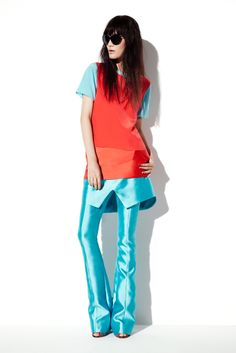Color block!  Prabal Gurung resort '13