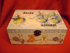 babaváró doboz