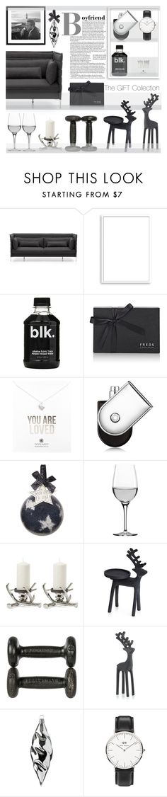 """The Christmas Gift Collection - for your Boyfriend. (GiftGuide Part V)"" by sophie-martina ❤ liked on Polyvore featuring interior, interiors, interior design, thuis, home decor, interior decorating, Vitra, Bomedo, FREDS at Barneys New York en Dogeared"