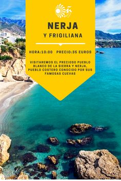 Si quieres conocer el encanto de los pueblos de Málaga, no te pierdas nuestra excursión a Nerja y Frigiliana.
