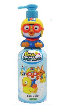 Sữa tắm trẻ em 400ml Pororo - Hotline mua hàng nhanh: 0919 743 069