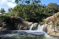 Swimming Holes of California: Rainbow Falls & Pools (Tuolumne Classic)