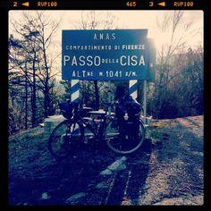 Passo della Cisa again... #cycletherapy #LaMiaBambina #GirettodAutunno15 #senzabicinonsostare #italiabellissima