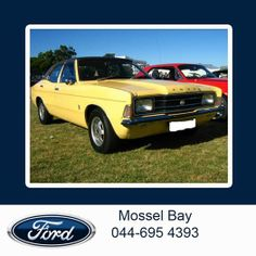 Everybody in SA must know Throw Back Thursday's vehicle this week. Mosselbaai Ford & Mazda brings you the Ford Cortina Big 6 from 1982. Who has owned one of these muscle cars? #memories #fordhistory #tbt