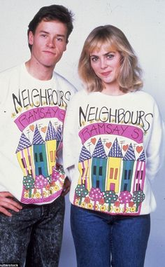 Guy Pearce in Neighbours 1980s Childhood, My Childhood Memories, Guy Pearce, Australian Actors, Movie Couples, Those Were The Days, Old Shows, Old Ads, 1990s