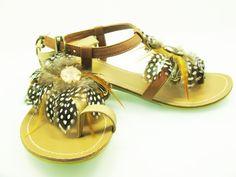 Sandalias de #MARYPAZ