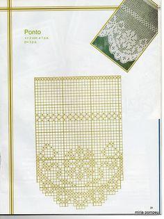 BARRADINHOS EM CROCHÊ Nº4 – Miria Pompeu – Webová alba Picasa