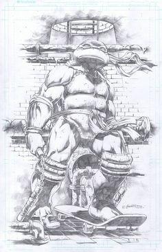 Michael Angelo by emilcabaltierra.deviantart.com on @DeviantArt
