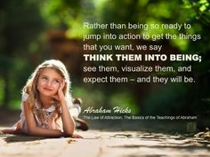 Click the Pin for Awesome Topics on Law Of Attraction #abrahamhicks #thoughts #being