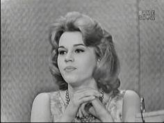 What's My Line? - Jane Fonda;  Martin Gabel [panel; Polly Bergen [panel]...