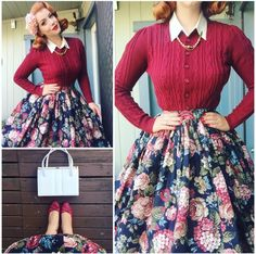 Miss victory violet pin-up inspiration в 2019 г. vintage outfits, vintage и 1950 Outfits, Pin Up Outfits, Cute Outfits, Fashion Outfits, Retro Outfits 1950s, Stylish Outfits, Moda Rockabilly, Rockabilly Fashion, Moda Vintage