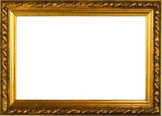 gold picture frame google sgning