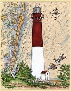 Barnegat Lighthouse (Donna Elias)