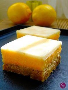 Pie de limón vegano fácil