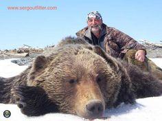 Photo 1210 - brown bear hunt