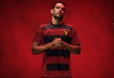 Sports Recife 16-17 Home Kit Jersey / Brazil