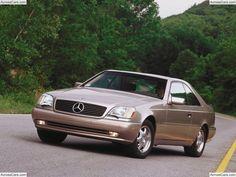 Mercedes-Benz CL Coupe (1999)