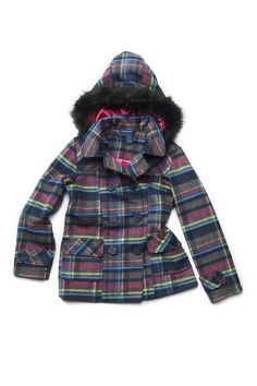 Girls Plaid Jacket (available only in stores) Click image to see weekly ad