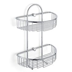 Contemporary Style Corner Wire Soap Dish. Decorative Sponge/soap Shower  Corner Basket Is Made Out Of Brass In U2026 | Hotel Collection Bathroom  Accessories ...
