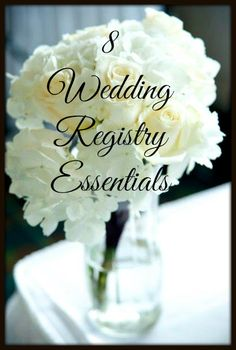 8 Wedding Registry Essentials- Love, Pasta and a Tool Belt | Wedding | Wedding Registry | Registry | Wedding Gifts | idea | DIY | gift guide | gift ideas |
