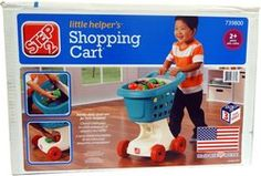 Wmu - Little Helper's Shopping Cart -- Find out more about the great product at the image link.