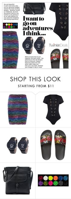 """Casual Chic"" by shambala-379 ❤ liked on Polyvore featuring Gucci"