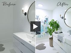 Discover how designer Shirley Meisels of Mhouse Inc. updated a dark, windowless bathroom with a sun tunnel.