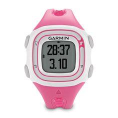 Garmin Forerunner 10 in pink