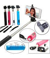 Feye Handheld Bluetooth Selfie Stick Monopod Extendable For Smartphone
