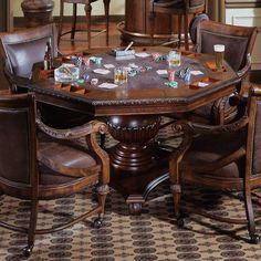Classic poker table - Pinning to create something similar. CMD