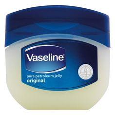 Vaseline Petroleum Jelly 100g Vaseline Original Pure Petroleum Jelly, is made using a unique triple purification process so pure that it can work naturally with your skin. http://www.MightGet.com/january-2017-11/vaseline-petroleum-jelly-100g.asp
