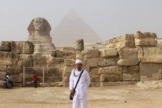 Pyramids & Sphinx Giza