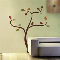 Decorazioni pareti, Wall Stickers, Adesivi murali, Decori adesivi