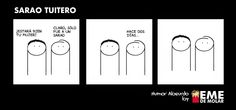 #humor #sarao #twitter #risas