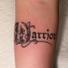Warrior tattoo designs have been associated with the symbol of strength, endurance, firmness, and struggle. They have been in the line to overcome impedime
