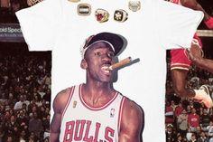 Six+Rings+MJ+T-Shirt