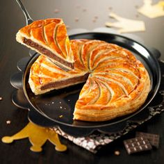 50. Le recettes de galettes des rois maison Fall Recipes, Sweet Recipes, Cooking Time, Cooking Recipes, Galette Frangipane, French Desserts, Sweet Pastries, Jewish Recipes, Chocolate Desserts