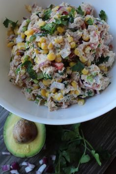 Mexican Tuna Salad - All About Health Healthy Meals To Cook, Healthy Salad Recipes, Healthy Eating, Lettuce Salad Recipes, Tuna Fish Recipes, Mexican Food Recipes, Tuna Meals, Best Tuna Salad Recipe, Household Tips