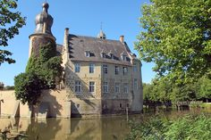 Burg Gemen in Borken - Westkurs