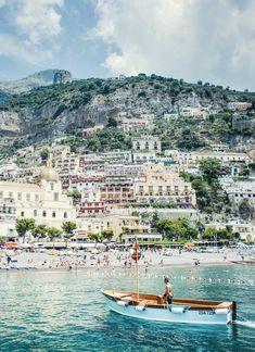pinkrobotboogaloo: Positano, Italia / What Katie Ate
