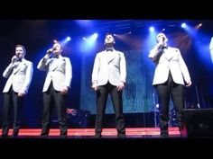 The Ten Tenors, Seize the Day - YouTube