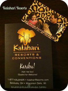 Kalahari Resorts ~ The best indoor waterpark! #sponsored