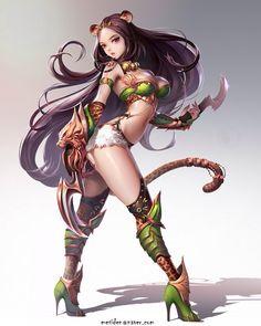 Pequeña guerrera