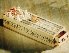Bone gameboard