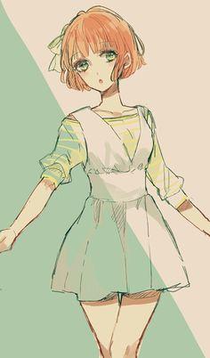 Uta no Prince Sama ♪♫•*¨*•.¸¸❤¸¸.•*¨*•♫♪ Haruka Nanami #Otome #Anime #Game